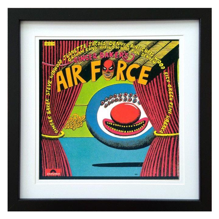 Ginger Baker's Airforce | Ginger Baker's Airforce Album | ArtRockStore