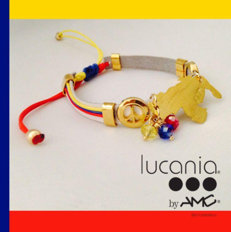 Porque amamos a #Venezuela ❤️ #Lucania #LucaniaGioielli #accesorios #woman #orfebrería #design #style #fashion #moda #beauty #love #DiseñoNacional #loveit