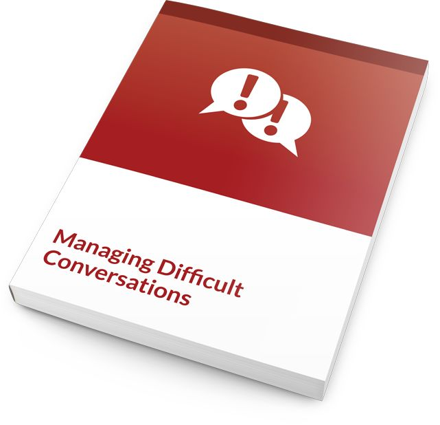 Managing Difficult Conversations is courseware designed specifically for supervisors and managers dealing with difficult conversations in the workplace. Students of this specialized courseware will learn the benefits of positive intent, active listening skills, and asking strategically relevant questions to get to the heart of any conflict or situation.  #difficultconversations #managing #courseware