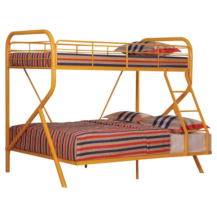 Best 25 Twin Full Bunk Bed Ideas On Pinterest