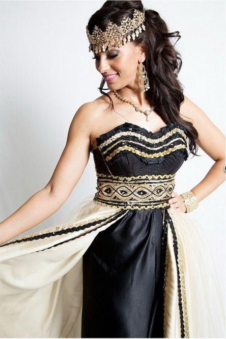 Les robes kabyles modernes 2015