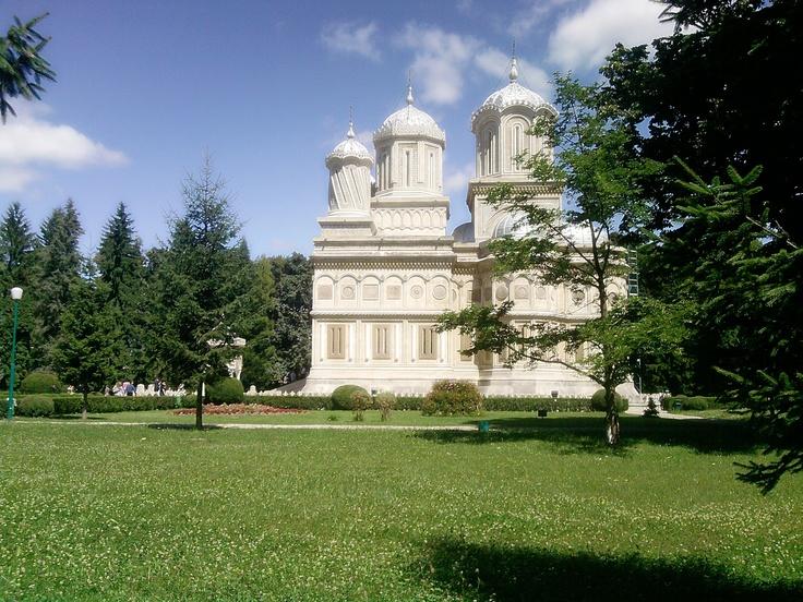 Mănăstirea Argeș.