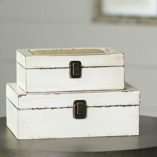 Beekman home decorative box