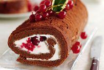 Luxury chocolate log – Recipes – Slimming World