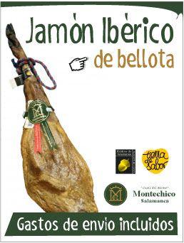 Degustación de jamón ibérico Montechico en LA CAMARA