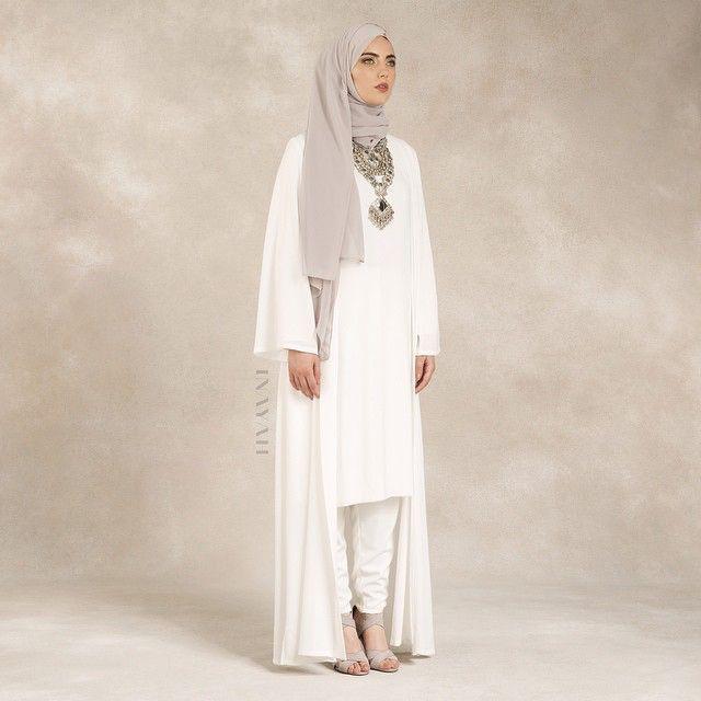 Hijab + Whites (Inayah)
