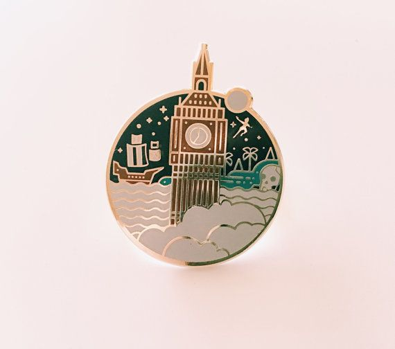 :::THIS ITEM IS A PRE-ORDER::: ESTIMATED SHIPPING IS SEPTEMBER 19th  PERTINENT DETAILS:  • 1.5 x1 • Cloisonné Lapel Pins
