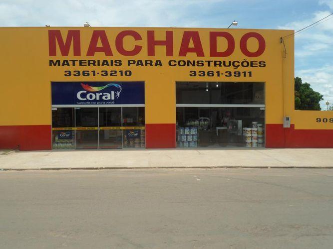 AQUI NA BARRA DO BUGRES MT....NA MACHADO TA BARATA PRA CARAMBA (65) 3361-3210 RUA PRESIDENTE CASTELO Nº 909