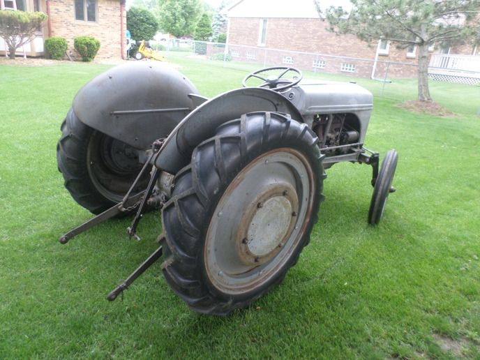 Ford 9n Camshaft : Ford n engine ebay tractor and wiring diagram