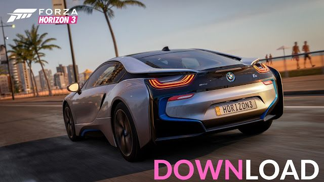 Forza Horizon 3 For PC Highly Compressed Games Free Download
