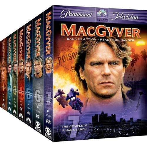 macgyver tv show - Google Search