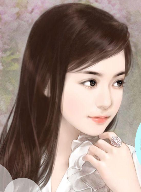 Paint Girl Art