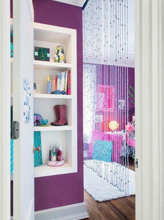Teen girl room decor diy teen room decor pinterest for Bedroom curtains designs