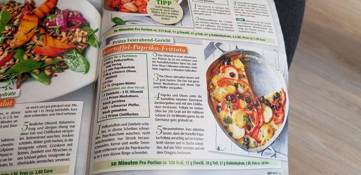 Pin Von Martina Linke Auf Schnelles Einfache Gerichte Frittata Oregano