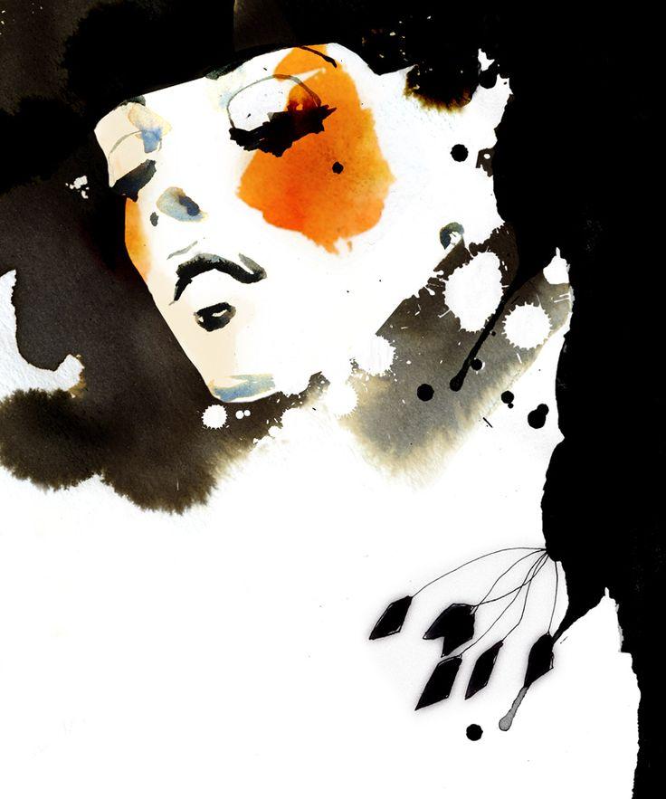Mandarin Girl - Ekaterina Koroleva