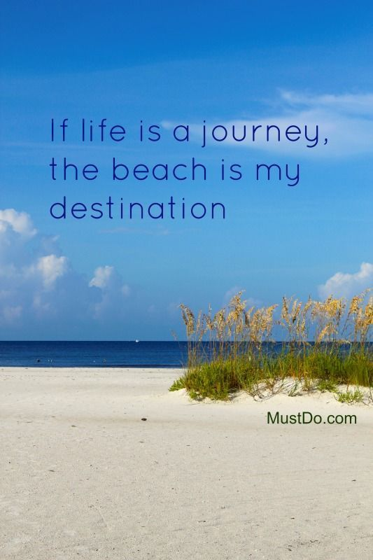 If Life Is A Journey, The Beach Is My Destination summer summer quotes summer images summer pictures If Life Is A Journey, The Beach Is My Destination summer summer quotes summer images summer pictures