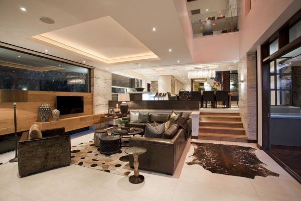 Most popular living rooms on 1 Kindesign for 2013
