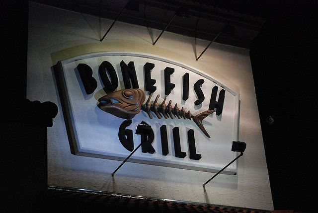 Diners at Bonefish Grill can save money using coupons. If you sign up for the restaurant's e-club, you can get Bonefish Grill coupons and discounts. Consumers can also save by taking advantage of seasonal specials and deals at the restaurant. More details on Bonefish Grill Coupons and Free Offers can be found here: http://www.bestfreestuffguide.com/Free_Bonefish_Grill_Coupons