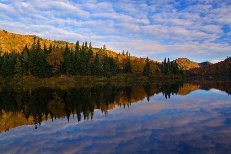 Parc national de la Jacques-Cartier | 20 paysages québécois à couper le souffle