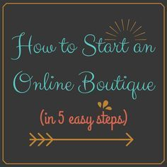How to Start an Online Boutique | The Business of Fashion