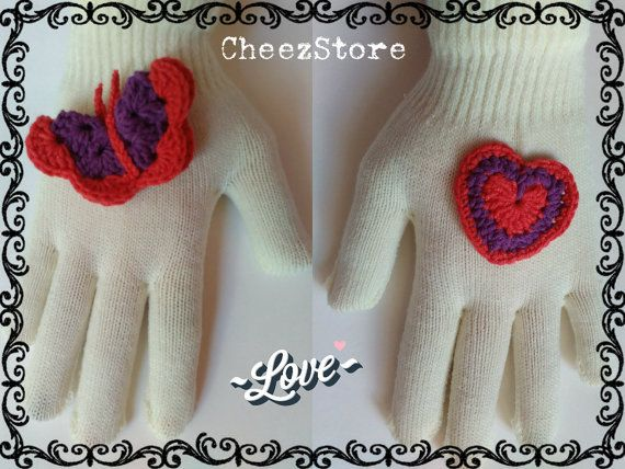 Gloves Fingerless or not Many availiable colors by CheezStore