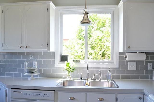The Tile Was Ordered From Home Depot It S Daltile Rittenhouse Subway In Desert Gray