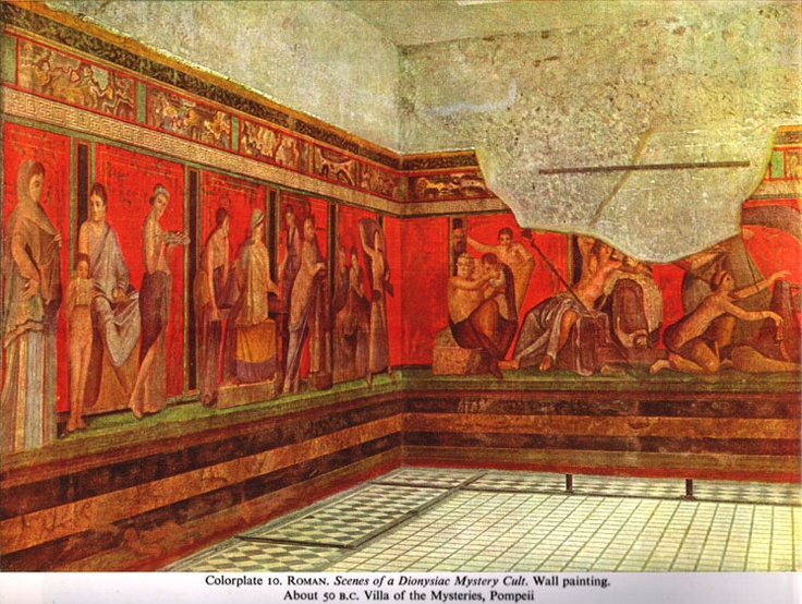 17 best images about italy on pinterest togas rome for Ancient roman mural