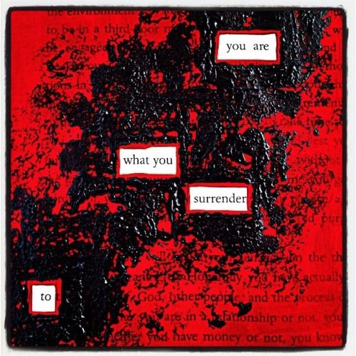 Know Your Enemies. Know Yourself: Make Blackout Poetry, Blackout Poetry, Poetry