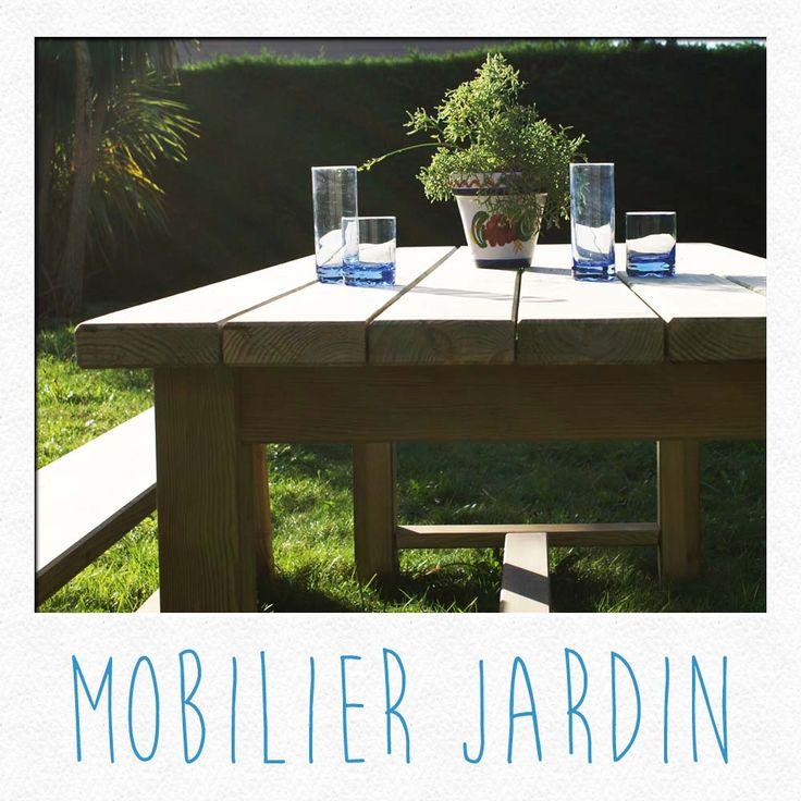 Les 10 meilleures images du tableau MOBILIER DE JARDIN sur Pinterest ...