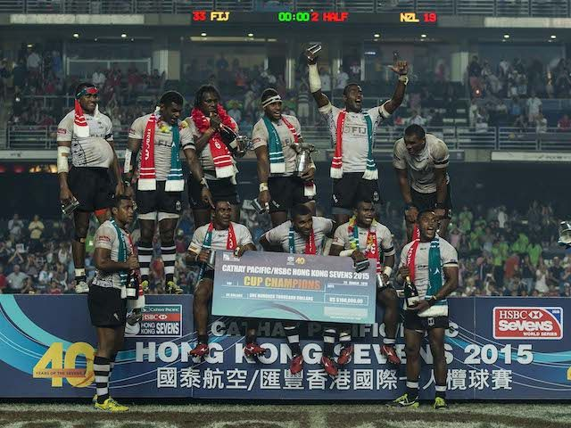 Result: Great Britain outclassed by Fiji in rugby sevens final