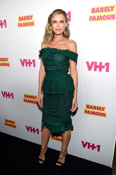 """Sara Foster attends VH1's """"Barely Famous"""" Season 2 Party on June 14, 2016 in West Hollywood, California."""