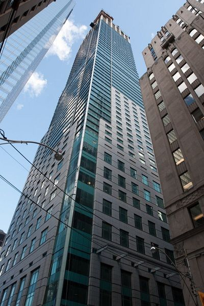 Risk of falling glass closes streets surrounding Trump Tower