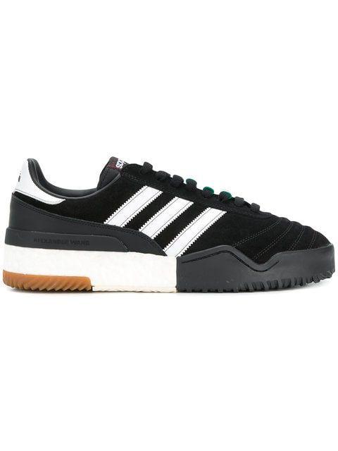 4420eee46e24 Adidas Originals By Alexander Wang BBall Soccer Sneakers - Farfetch ...