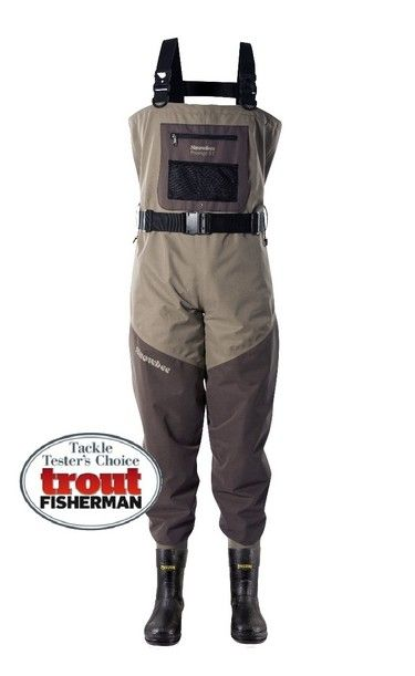 Prestige ST Bootfoot Breathable Waders  They're back! By popular demand we have re-sourced a new, top quality Rubber Boot to equip our bootfoot model with, making them quite simply, the best bootfoot wader on the market… bar none!  The same upper as our stockinfoot model but featuring our heavy-duty, hand laminated Rubber Boot. Fitted with our well proven Combi-Felt sole with a deep cleated heel, deep enough to take studs, for the best grip both in the river and on the bank.