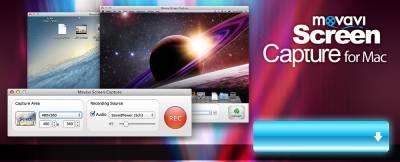 MOVAVI SCREEN CAPTURE TOOL – GET COMFORTABLE SCREEN RECORDING ON YOUR MAC