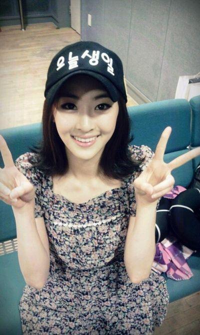 SISTAR's Dasom celebrates her birthday with 'Inkigayo' victory #allkpop #kpop #SISTAR