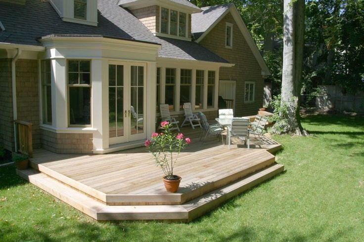 1000 ideas about Cedar Deck on Pinterest