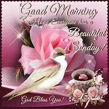 Image result for Beautiful Sunday Morning Greetings