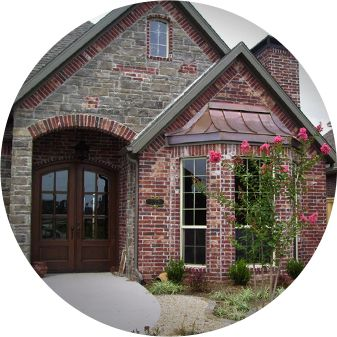 burgandy brick home exteriors | Why Choose Boral Residential Bricks?