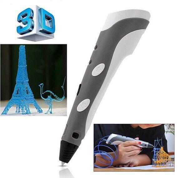 3d Printing Pen 3D drawing pen Art Crafting Tool Stereoscopic 3D Printer