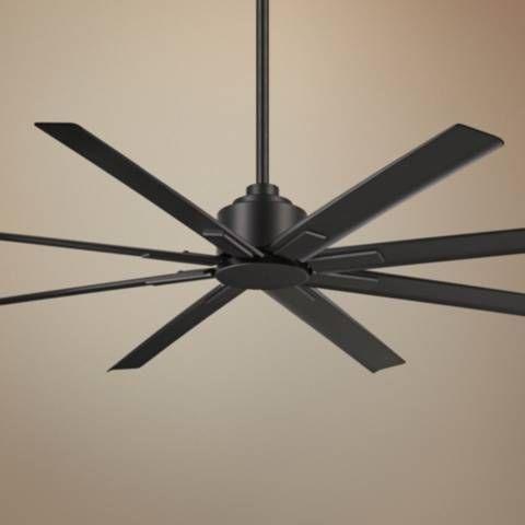 65 Minka Aire Xtreme H20 Coal Wet Ceiling Fan 56d82 Lamps