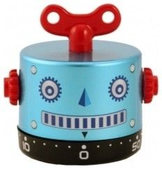 Retro Robob robot kitchen timer | via Houzz