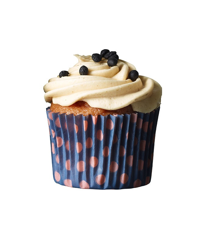 Liquorice Cupcake