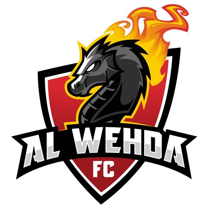 Al Wehda Football Logo Design Sosfactory Cartoon Logo Logo Design Mascot