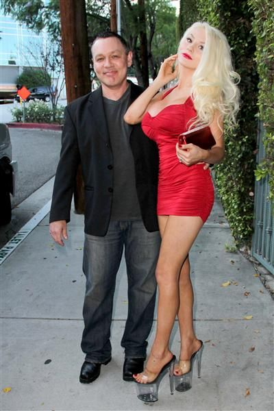 Did Courtney Stodden, 19, split with Doug Hutchison, 53? | Story | Wonderwall