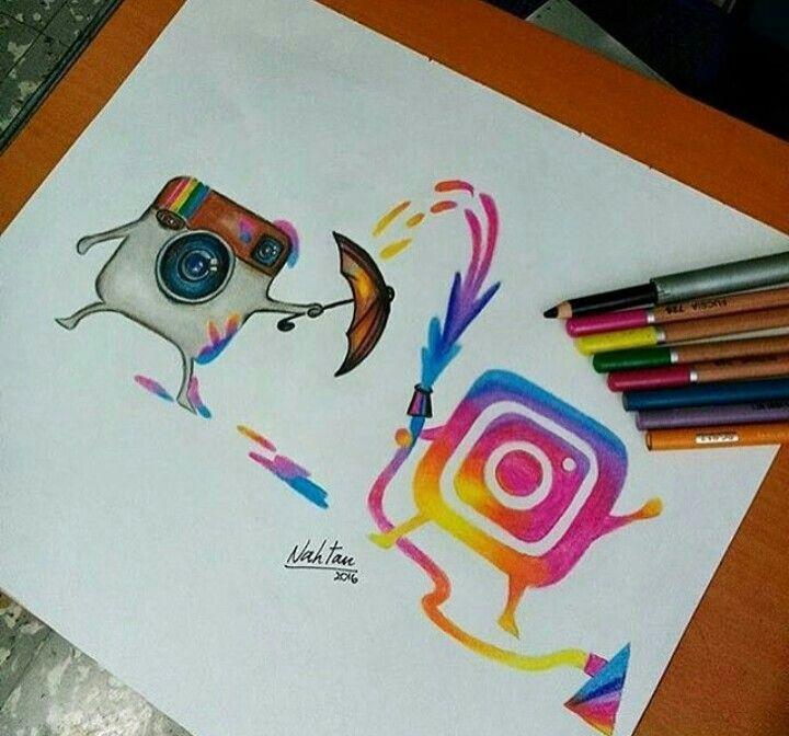 Instagram hrátky