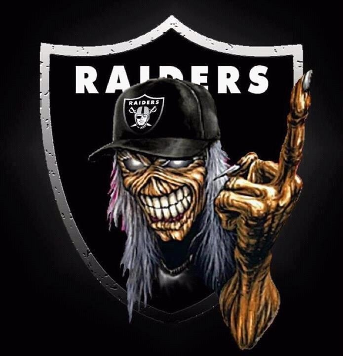 Oakland Raiders Baby!