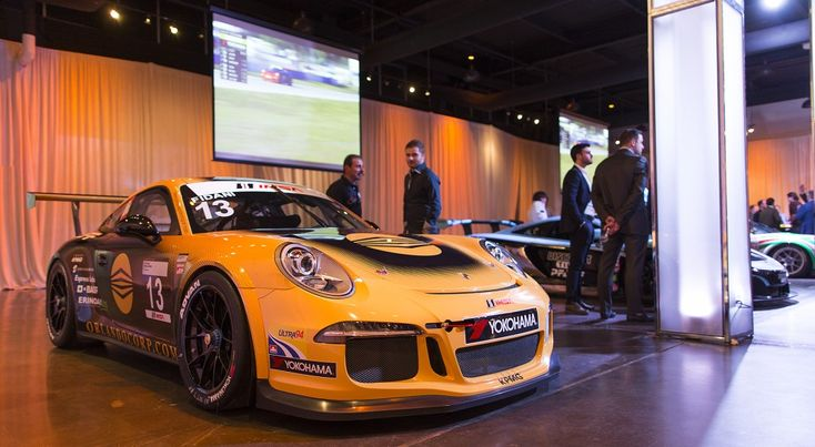 Pfaff Motorsports 2016 Launch Party at The Warehouse Event Venue in Toronto (www.thewarehousevenue.com)