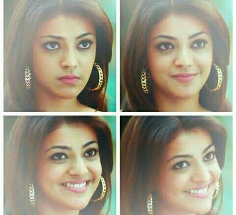 Kajal aggarwal look cute