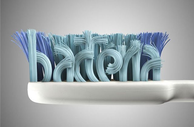 Please change your toothbrush every 3 months.